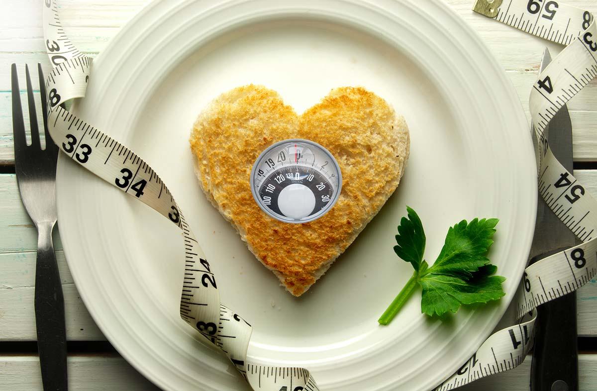 Расчет нормы калорий —таблицы