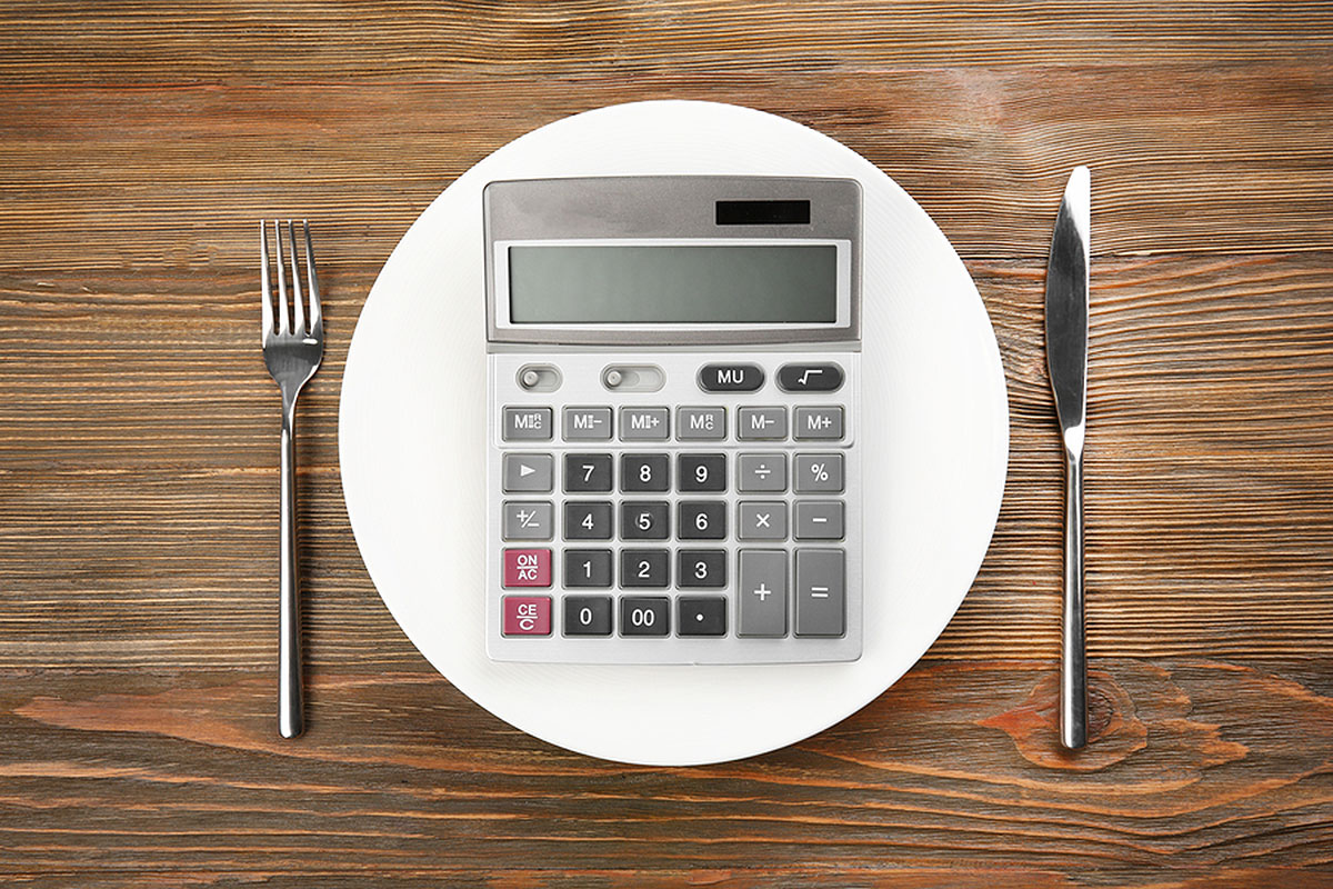 Рассчет дневной нормы калорий