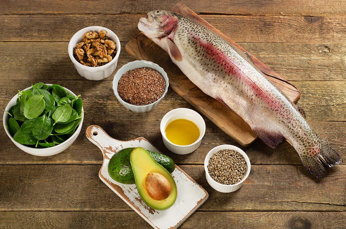 Рыбий жир —источник Омега-3