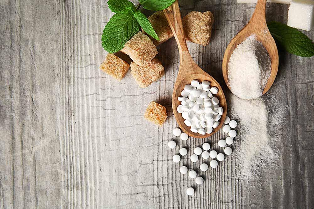 Сравнение сахарозаменителей —стевия