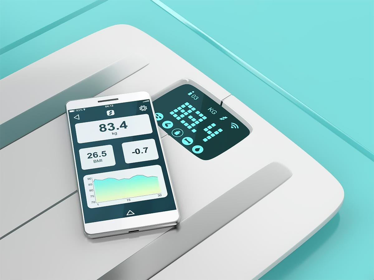 Умные электронные весы