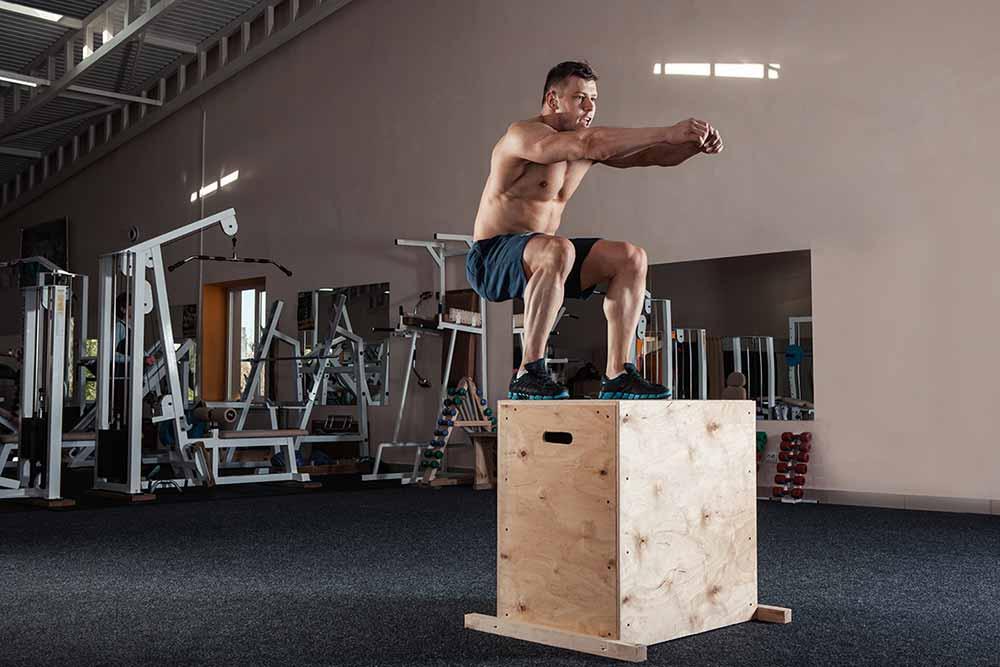 Кроссфит - программа упражнений