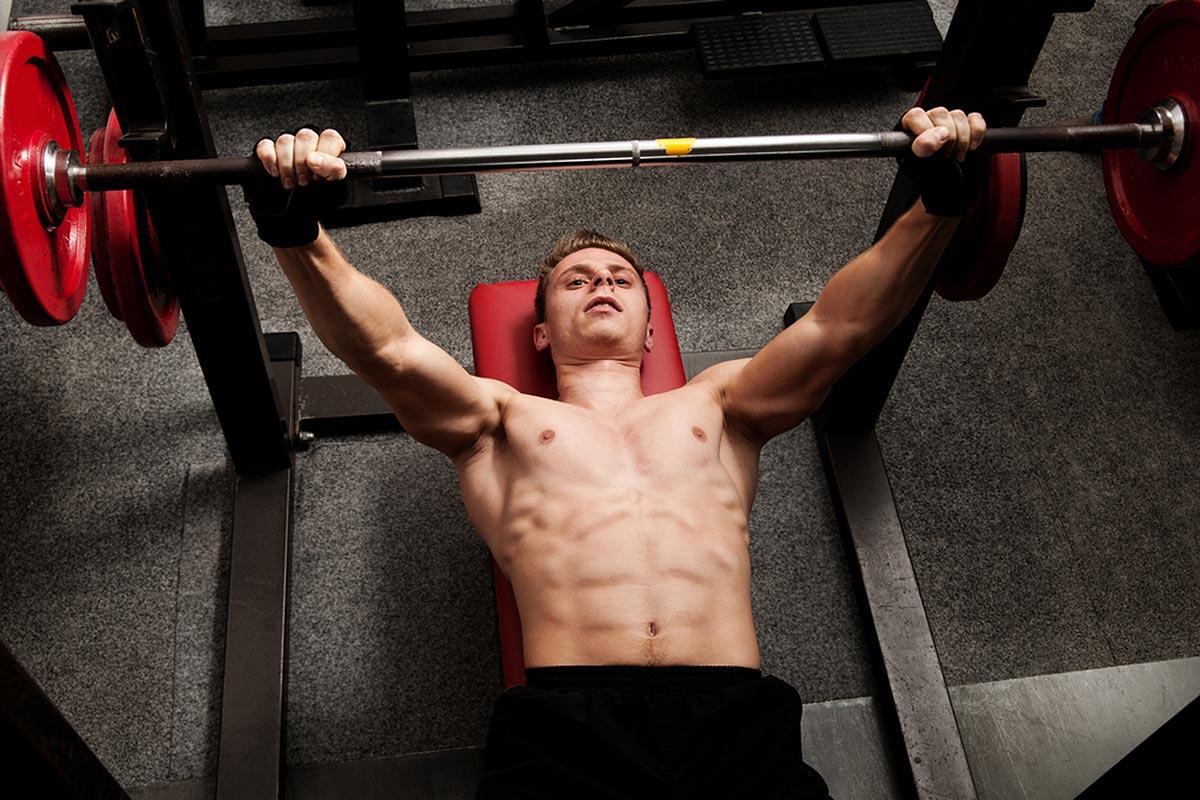 Эктоморф —упражнения для роста мышц