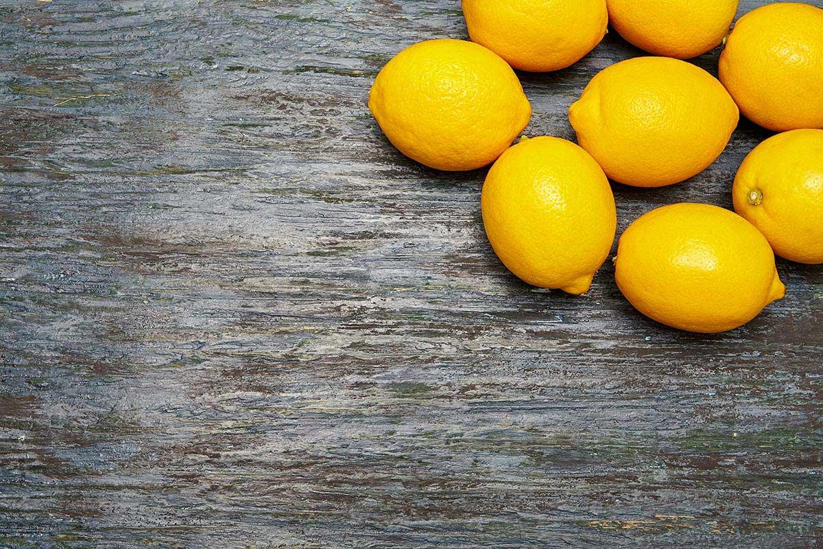 Витамин С в цитрусовых фруктах