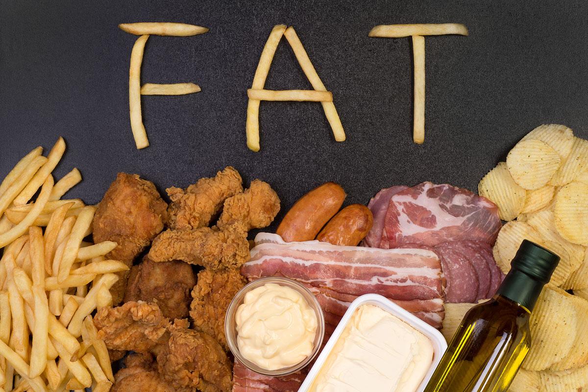 Вредные жиры для жарки