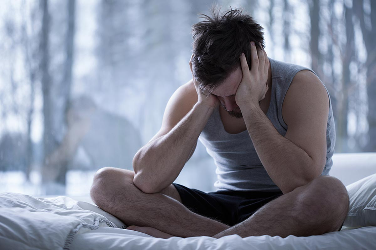 Почему повышен кортизол?